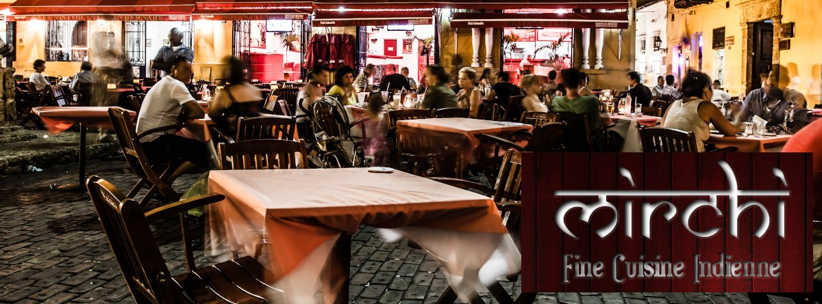 Restaurant Mirchi
